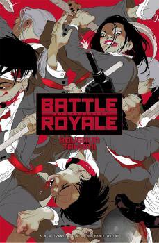 Battle Royale Remastered Novel