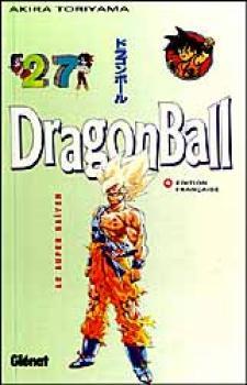 Dragonball tome 27
