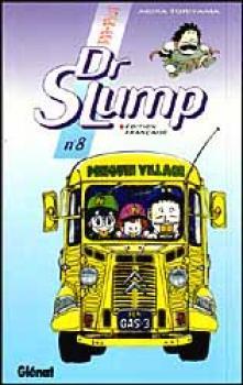 Docteur Slump tome 08