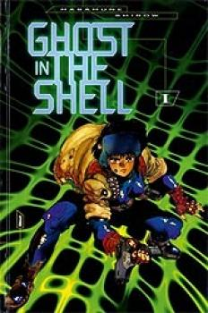 Ghost in the shell tome 01