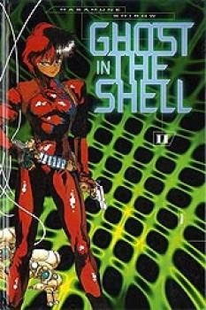 Ghost in the shell tome 02