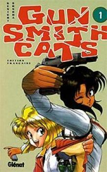 Gunsmith cats tome 1