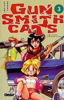 Gunsmith cats tome 3