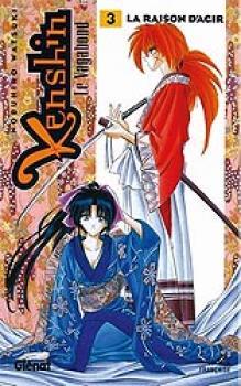 Kenshin le vagabond tome 03