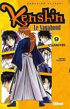 Kenshin le vagabond tome 09