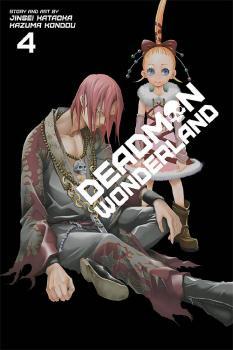 Deadman Wonderland vol 04 GN