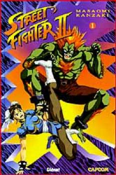 Street fighter II tome 01