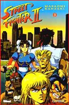 Street fighter II tome 03