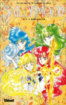 Sailor moon tome 13