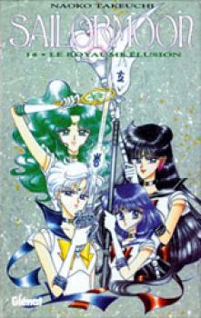 Sailor moon tome 14