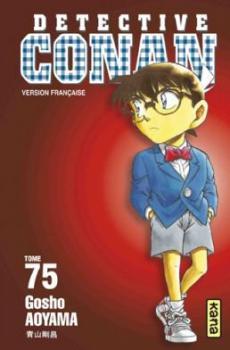 Detective Conan tome 75