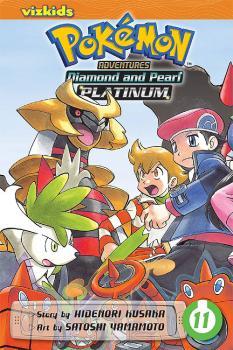 Pokemon adventures: Platinum vol 11 GN