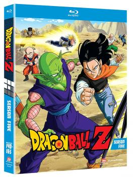 Dragon Ball Z Season 05 - Android Saga Blu-Ray