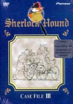 Sherlock hound case file 3 DVD