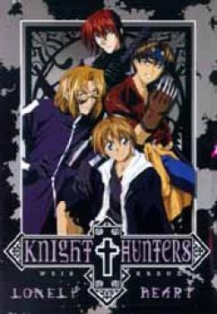 Knight hunters vol 3 Lonely heart DVD