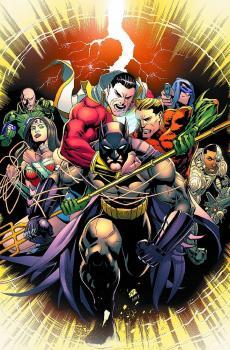 BATMAN AND ROBIN #33 (ROBIN RISES)