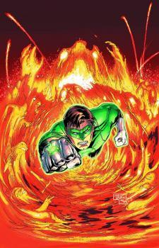 GREEN LANTERN #33 (UPRISING)