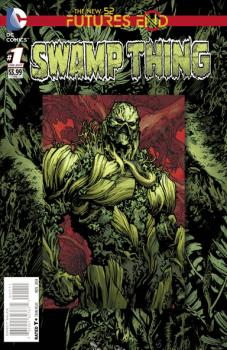 SWAMP THING FUTURES END #1 (3D COVER)