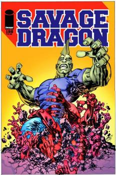 SAVAGE DRAGON #198