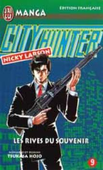 City hunter tome 09 (J'ai lu)