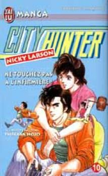 City hunter tome 10 (J'ai lu)