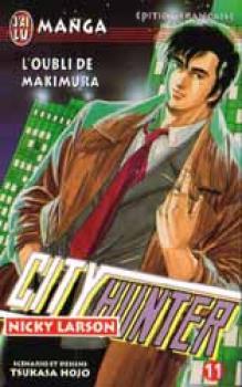 City hunter tome 11 (J'ai lu)