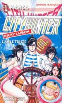 City hunter tome 19 (J'ai lu)