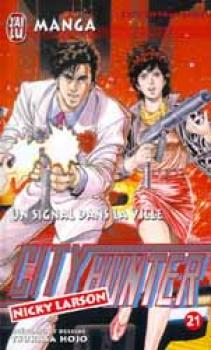 City hunter tome 21 (J'ai lu)