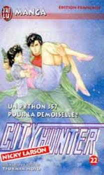 City hunter tome 22 (J'ai lu)