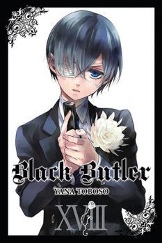 Black Butler vol 18 GN