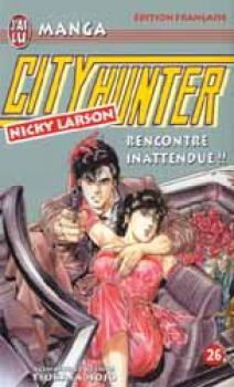 City hunter tome 26 (J'ai lu)