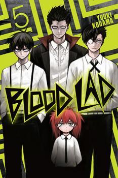 Blood Lad vol 05 GN