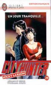 City hunter tome 29 (J'ai lu)