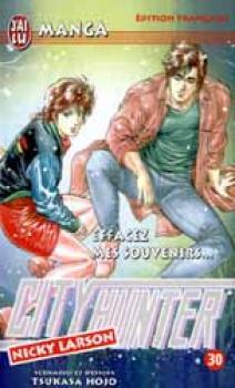 City hunter tome 30 (J'ai lu)