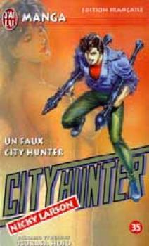 City hunter tome 35 (J'ai lu)