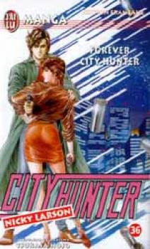 City hunter tome 36 (J'ai lu)