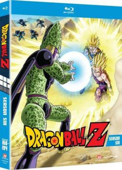Dragon Ball Z Season 06 - Cell Saga Blu-Ray