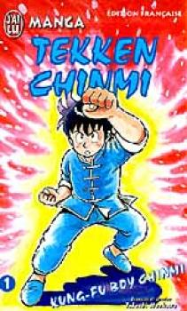 Tekken Chinmi tome 01