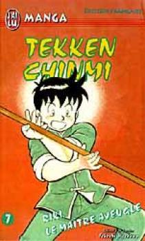 Tekken Chinmi tome 07