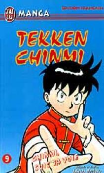 Tekken Chinmi tome 09