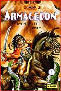 Armagedon tome 01