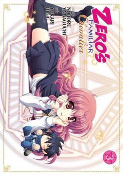 Zero's Familiar Chevalier vol 03 GN