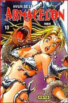 Armagedon tome 10