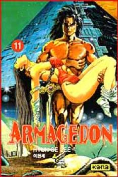 Armagedon tome 11