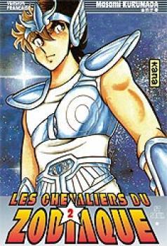 Chevaliers du Zodiaque tome 02