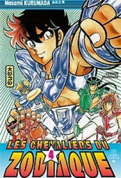 Chevaliers du Zodiaque tome 04