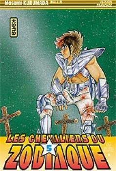 Chevaliers du Zodiaque tome 05