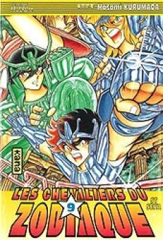 Chevaliers du Zodiaque tome 09