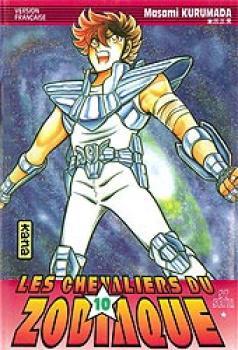 Chevaliers du Zodiaque tome 10
