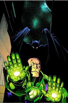 BATMAN AND ROBIN #34 (ROBIN RISES)